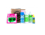 Juice Lubes Scrub `N Buff Pack