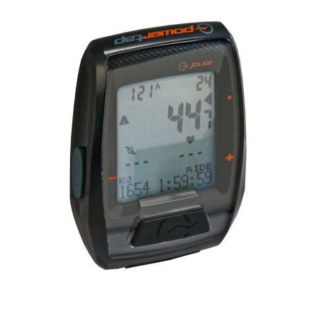 Powertap Joule GPS Fietscomputer met Hartslagband