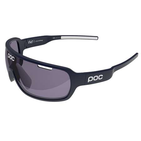POC DO Blade Raceday Zonnebril Zwart/Wit