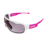 DO Blade AVIP Zonnebril Wit/Roze