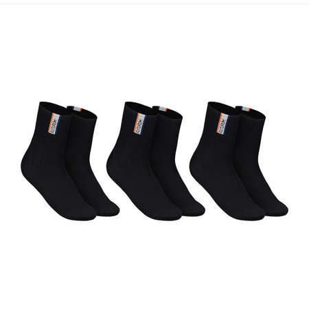 FUTURUM Socks Meryl Skinlife Pepijn I Original Black 3Pack