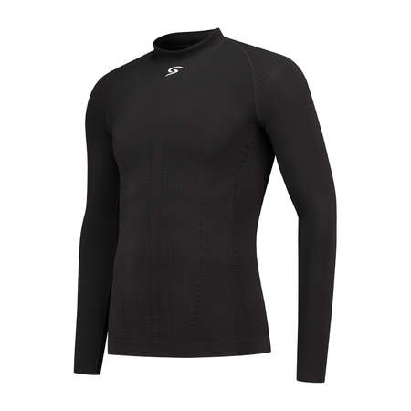 FUTURUM Base Layer Long Sleeve Joris Black