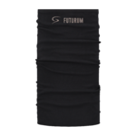 FUTURUM Face & Neck Warmer Black