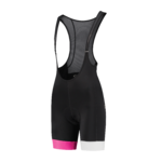 Bib Shorts Mara Black/Pink