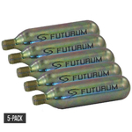 FUTURUM CO2 Cartridges 16 gram 5 Pack