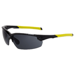 FUTURUM Sunglasses Standard I Black /Neon Yellow