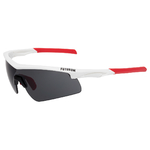Sunglasses Standard II White/Red
