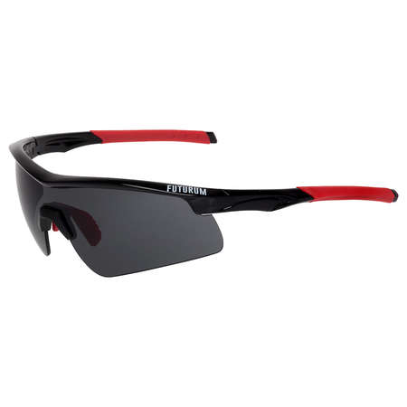 FUTURUM Sunglasses Standard II Black/Red