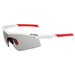 Sunglasses Photochromic II White/Red
