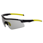 Sunglasses Photochromic II Black/Neon Yellow