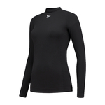 FUTURUM Base Layer Women Long Sleeve Black