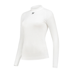FUTURUM Base Layer Women Long Sleeve White