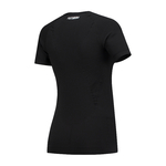 FUTURUM Base Layer Women Short Sleeve Black 2-Pack