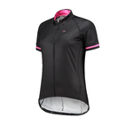 FUTURUM Jersey Short Sleeve Hannah I Black/Pink