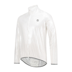 FUTURUM Packable Rain Jacket Transparent