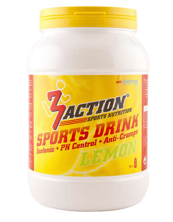 picture Sports Drink Lemon 1 kg