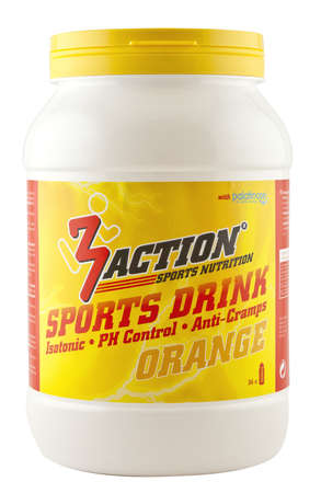 picture Sports Drink Orange 1 kg