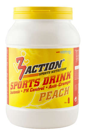 picture Sports Drink Peach 1 kg