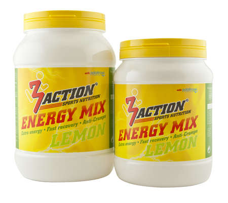 picture Energy Mix Lemon 1 kg