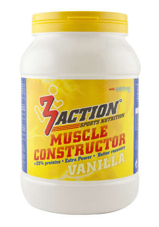 picture Muscle Constructor Vanille 500 gram