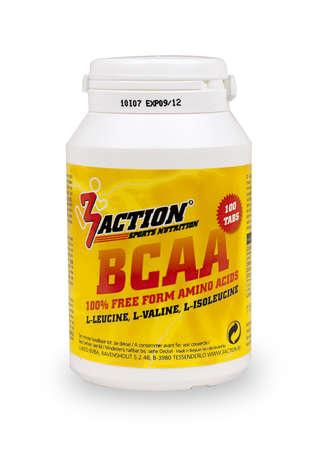 picture BCAA Tabletten 100 stuks