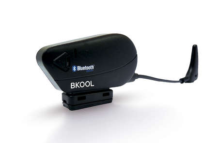 Bkool Snelheid- en Cadanssensor ANT+ en Bluetooth Smart Zwart