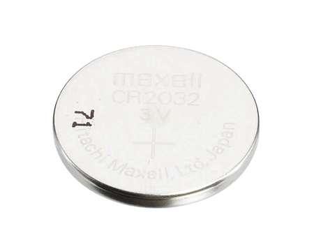 picture Batterij CR2032 BCP-77 Zwart