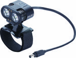 BBB Scope 1500 Lumen BLS-69 LED Koplamp Zwart