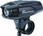BBB Strike 760 Lumen BLS-74 LED Koplamp Zwart