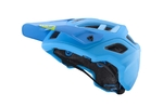 Leatt DBX 3.0 All Mountain MTB Fietshelm Blauw